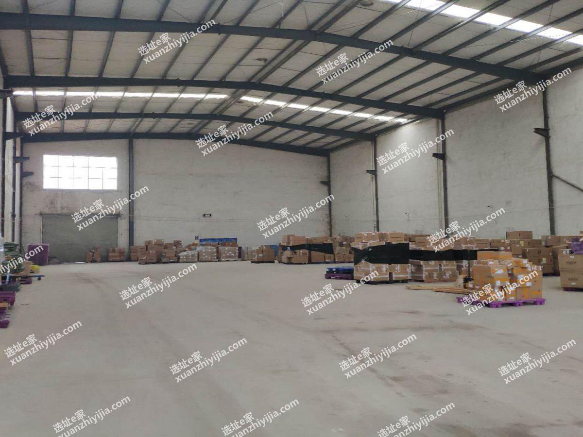 阳逻开发区2000平钢构厂房出售