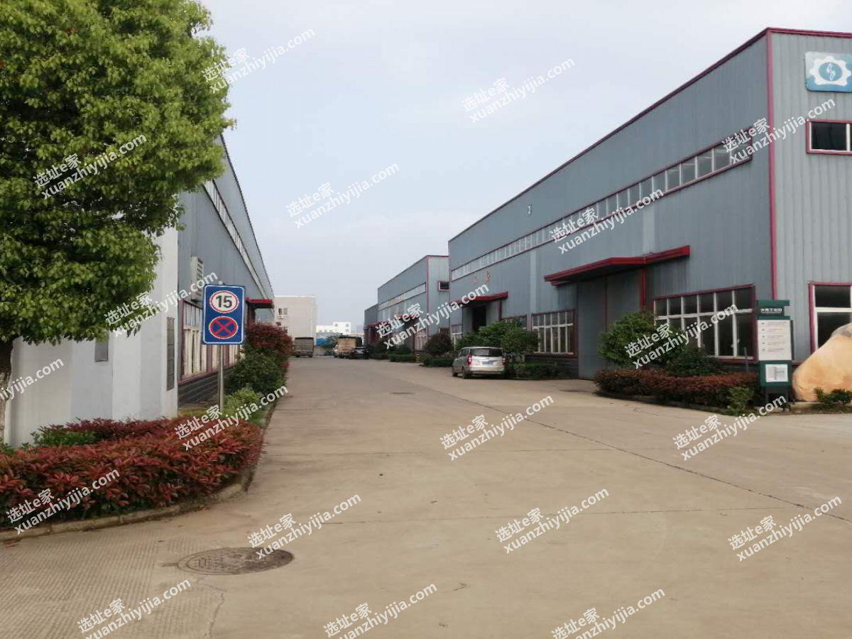 蔡甸常福带行车优质钢构厂房出租