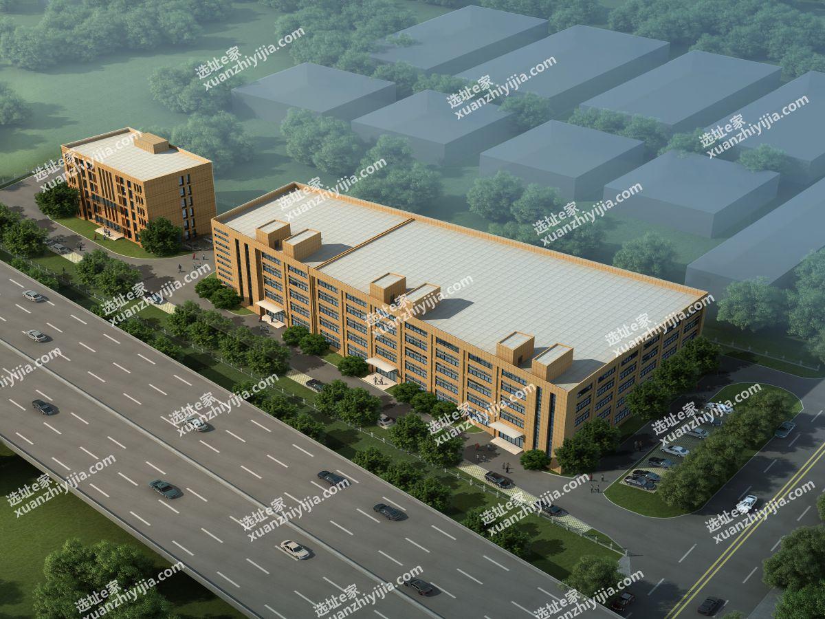 汉江潮轻工产业园
