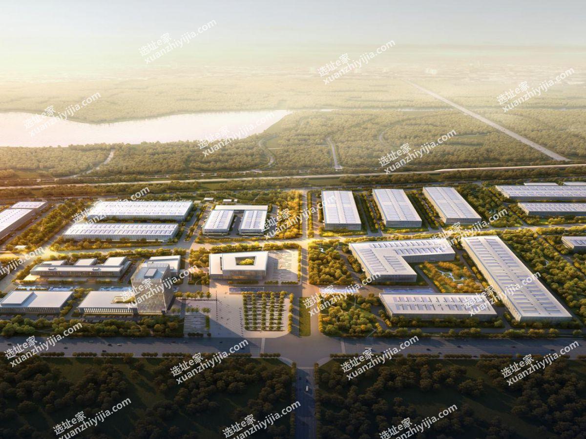 东西湖高端装备制造产业园150吨行吊钢构厂房出租