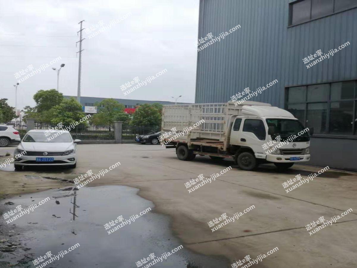 汉阳开发区常福600和1550带行吊钢构出租