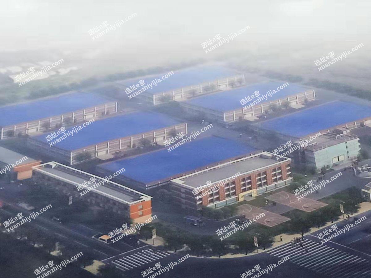 汉川经济开发区60亩独门独院工业园整体转让