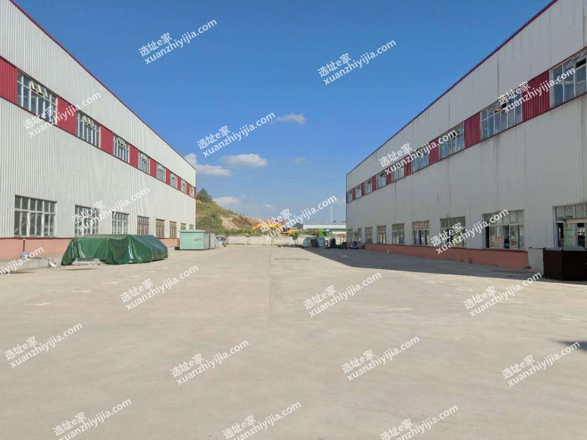 江夏郑店1000㎡钢构厂房出租,带20吨行车