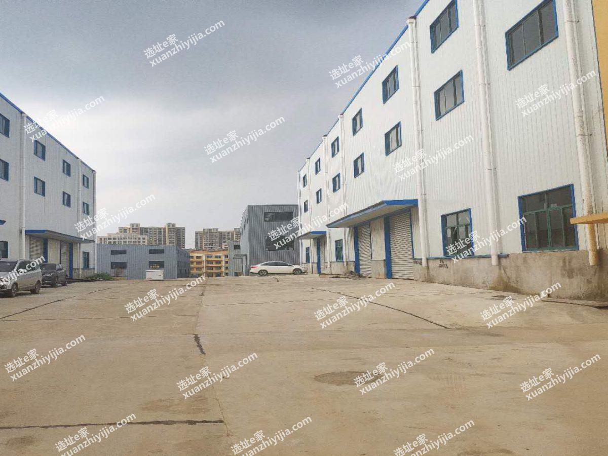 江夏黄金工业园独院10000平厂房出租