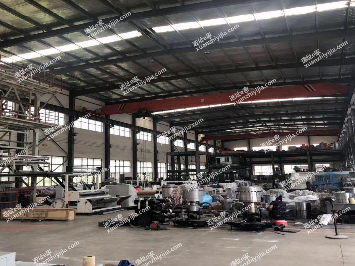 阳逻港华中国际产业园2824平米单层钢构厂房出售