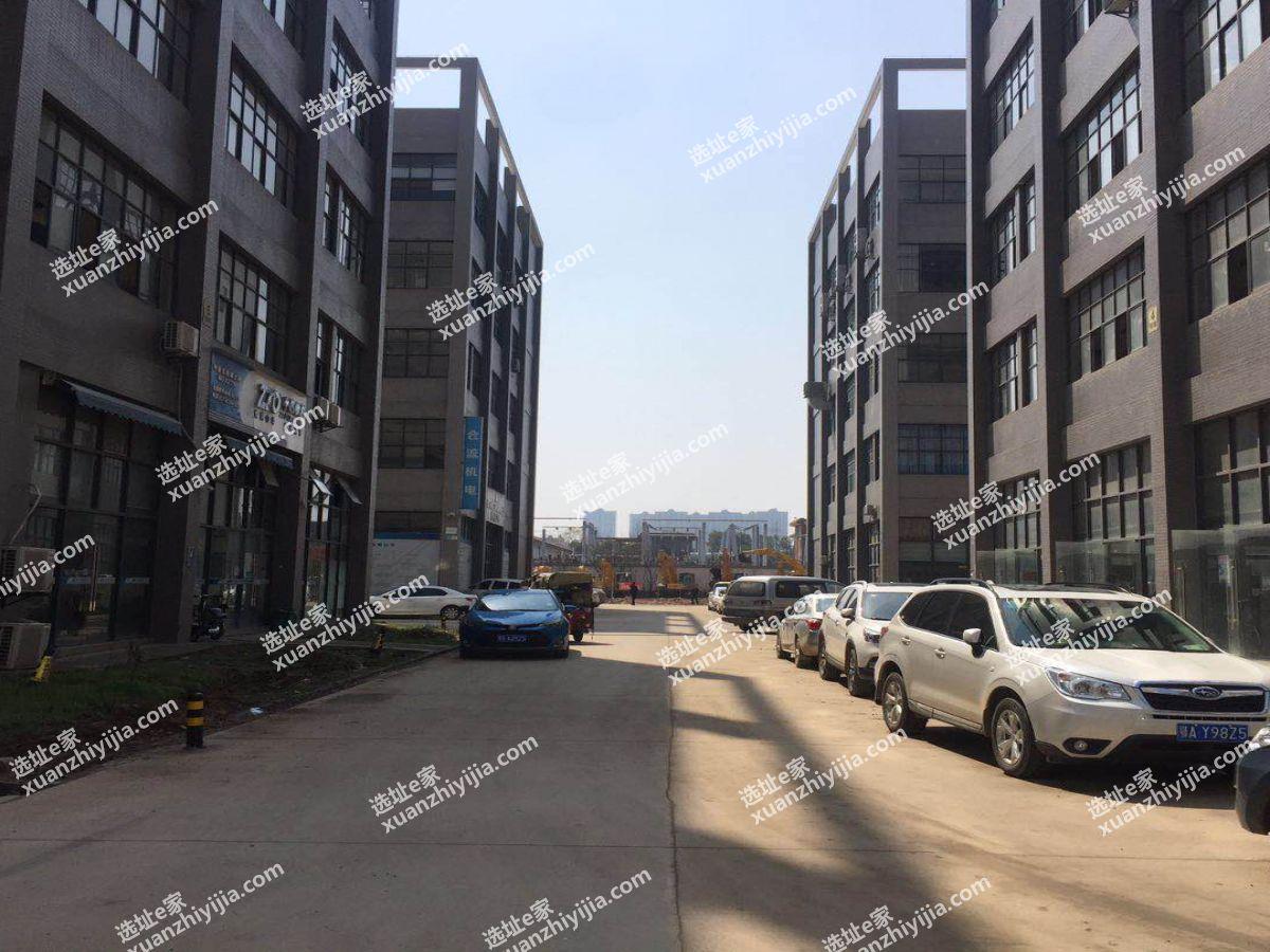 五金机电城附近面积楼层不等框架厂房出租