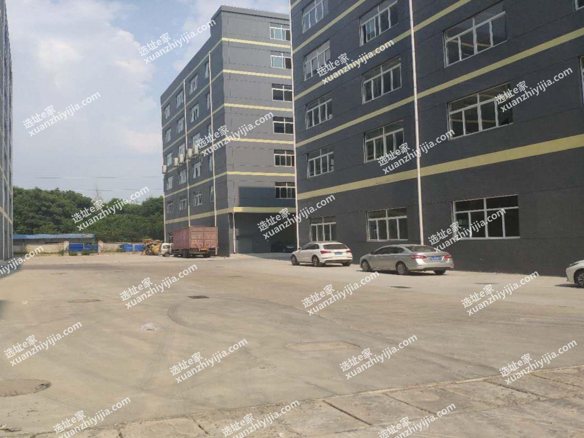 常福工业园7层7000平整栋厂房出售
