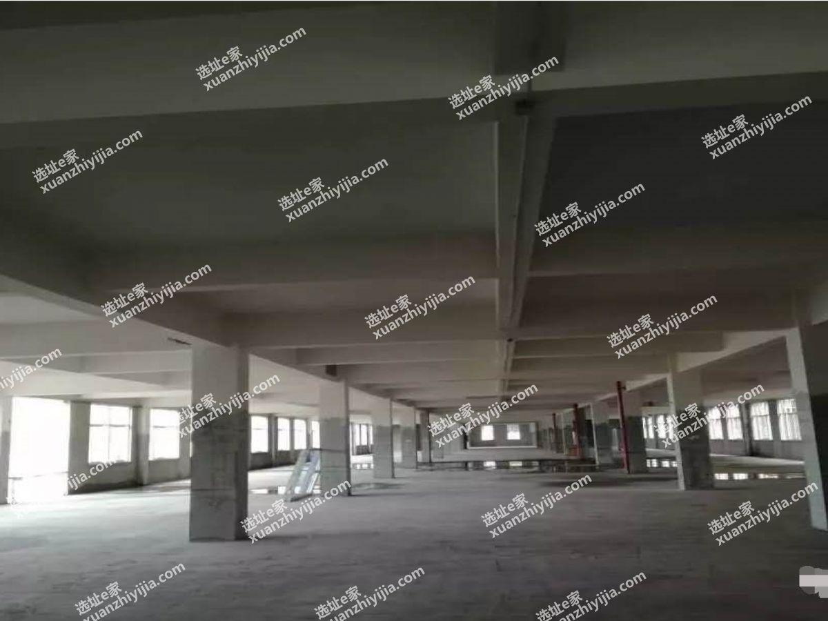 汉口北华中企业城7000平独栋厂房出售