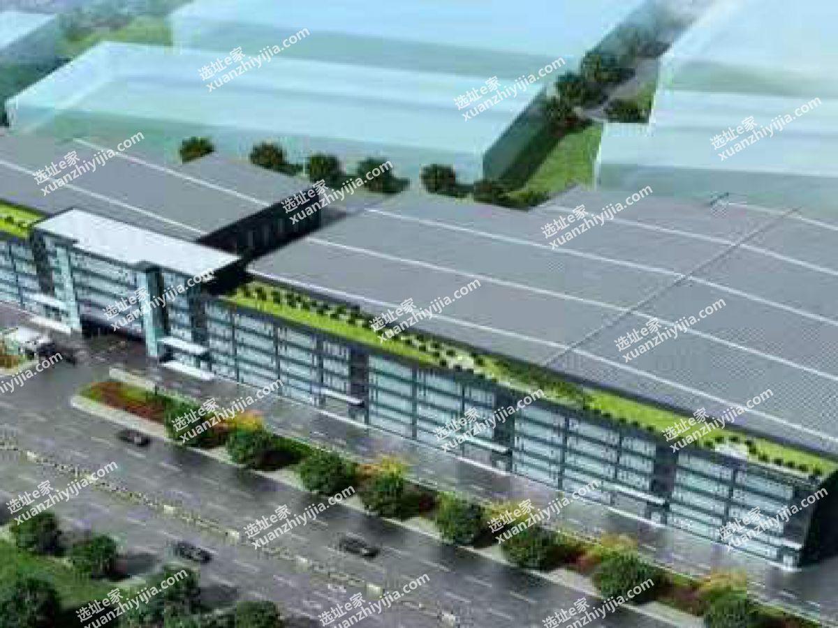 蔡甸常福15000平一楼钢结构带行吊厂房出租