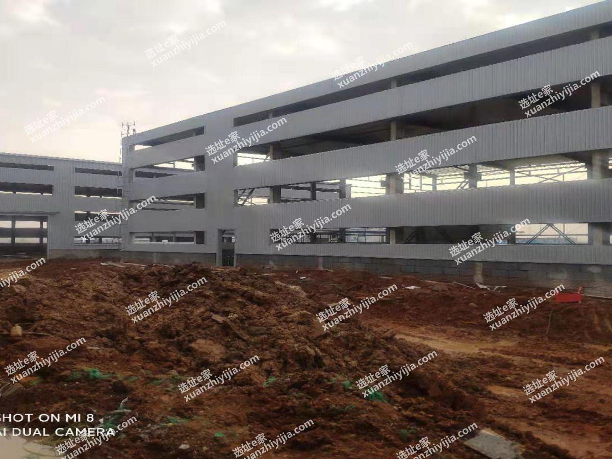 蔡甸全新钢构厂房出售2000㎡、4000㎡