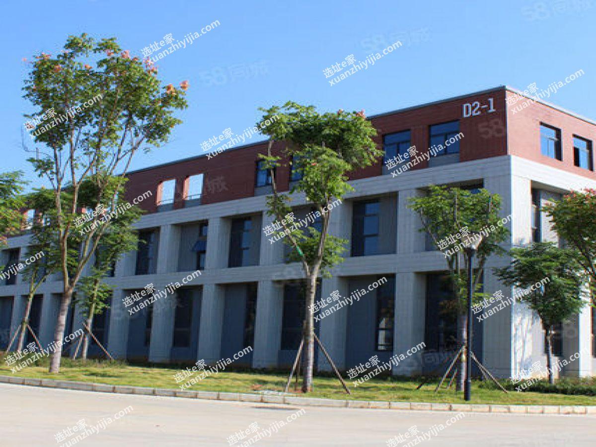 蔡甸2500㎡两层框架厂房出售