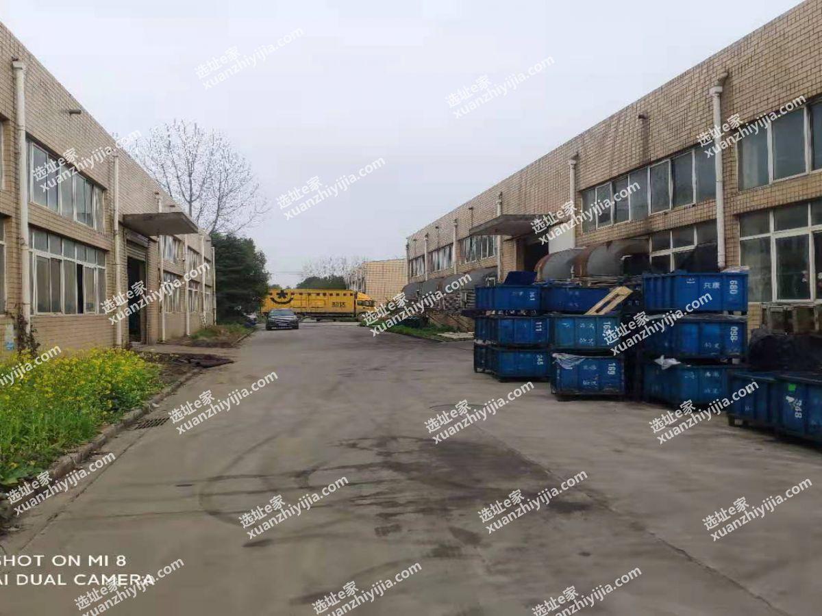 汉南华顶工业园2000平厂房出售