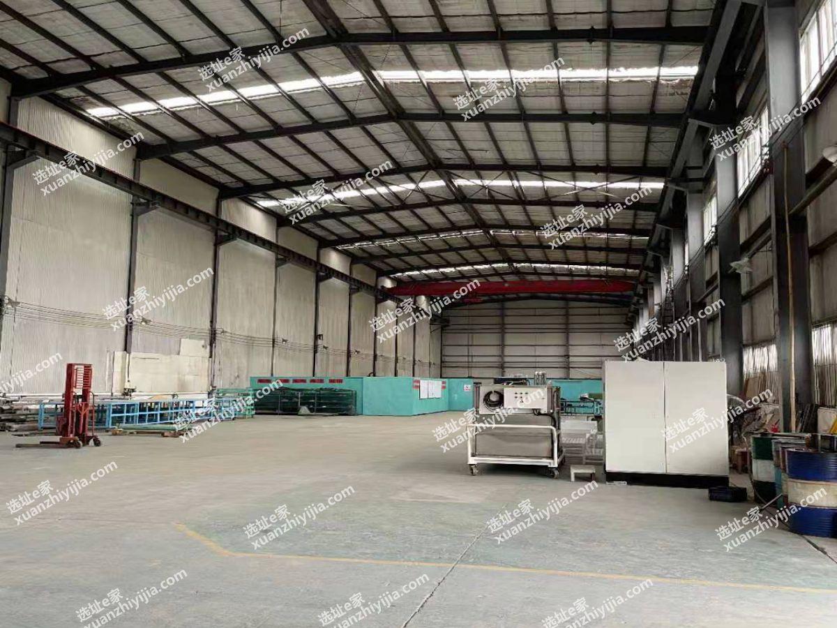 汉南华顶工业园2000平米单层钢构厂房出售