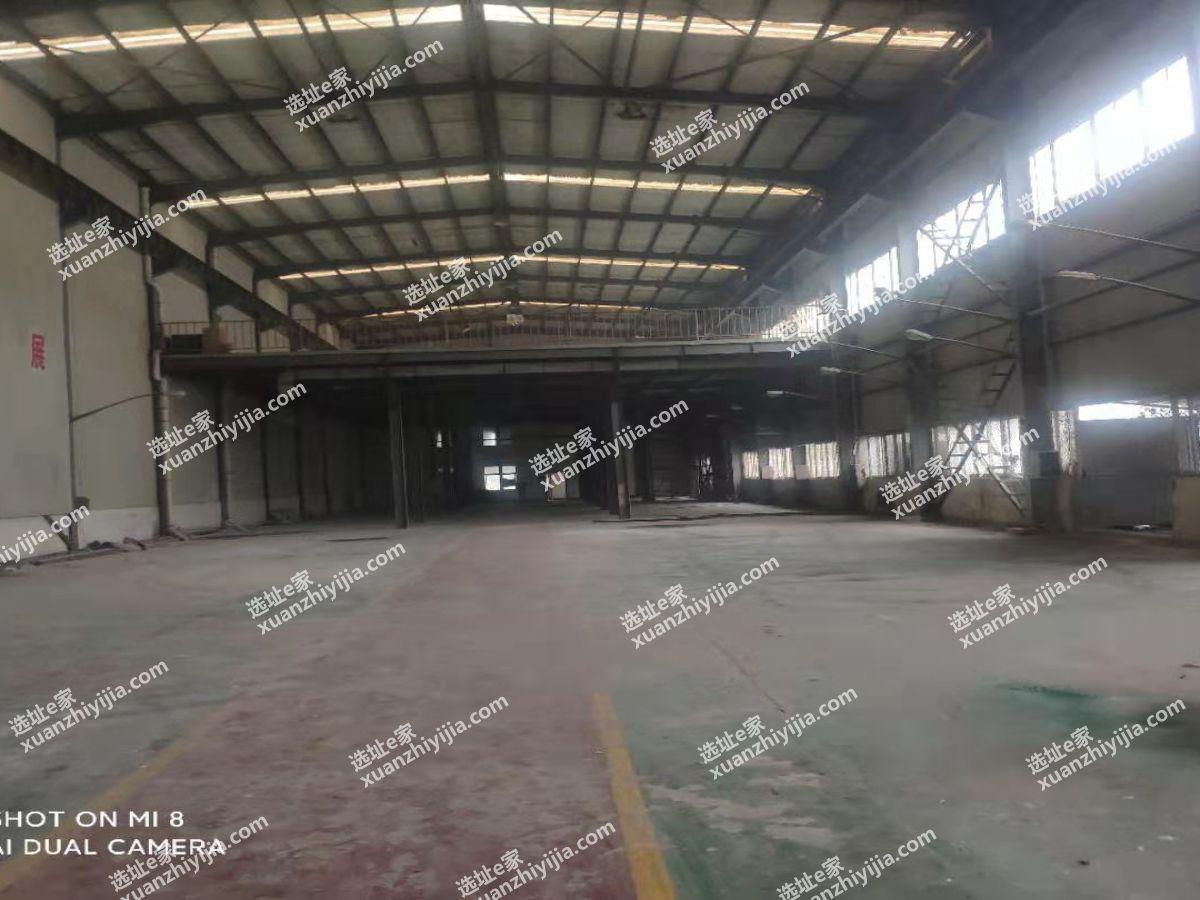 武汉华顶工业园2000平米单层钢构厂房出租